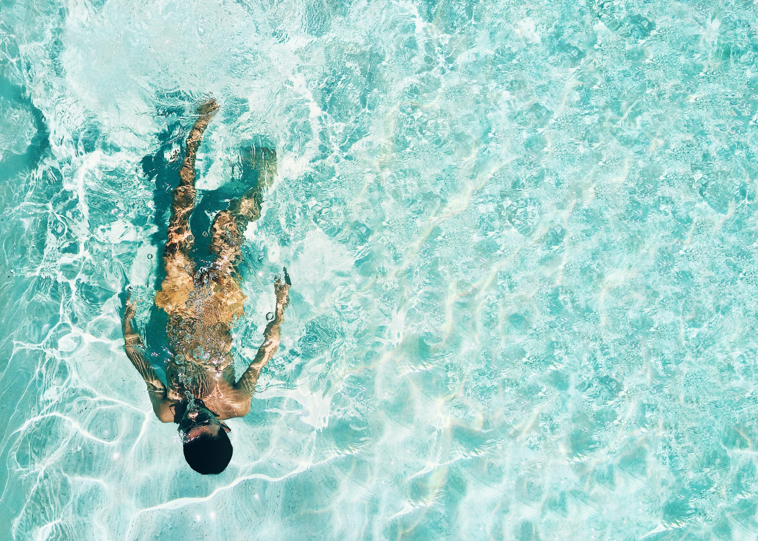 Plivanje i oči